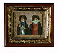 Иов и Амфилохий Почаевский именная икона