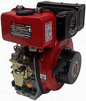 Двигатель Weima WM186FBE (дизель, 9,5 л.с., шлицы/шпонка, электростартер)
