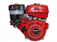 Двигатель BULAT BT177F-S (бензин 9,0л.с.) шпонка