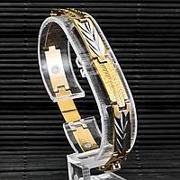 Магнитный неодимовый браслет, 356БРМ