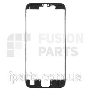 Рамка дисплея iPhone 6S с термоклеем (Black), фото 2