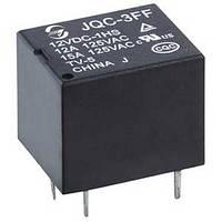 Реле JQC-3F-1C-12VDC(12 V,одна группа комутации)