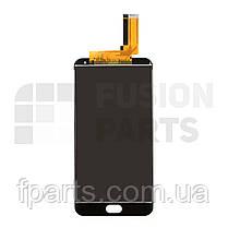 "Дисплей Meizu M2 Note с тачскрином 5.5"" (Black), фото 2"