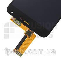 "Дисплей Meizu M2 Note с тачскрином 5.5"" (Black), фото 3"