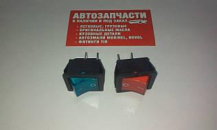 Включатель кнопочный КС-005 большой на 2 положение (цвета в ассортименте)