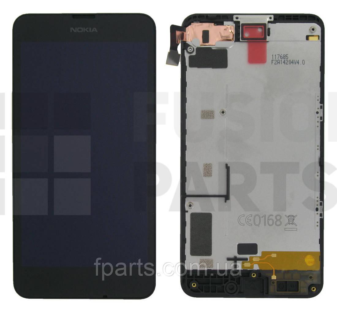 Дисплей Nokia Lumia 630/635, с тачскрином (RM-976) Original