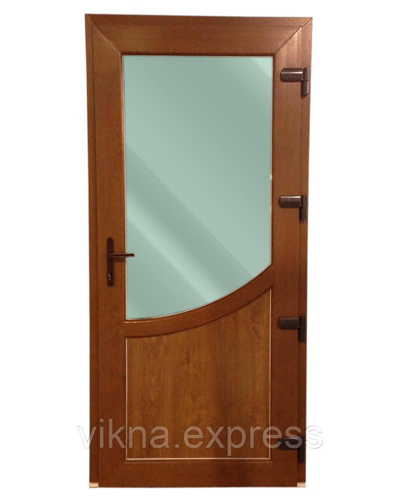 Офисные двери Steko R500 серебро, лабиринт
