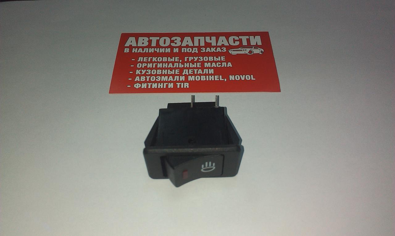 Выключатель кнопочный большой с подсветкой (КС-010)