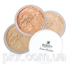 Пудра для лица россыпчатая PARISA COSMETICS Loose powder LP-01