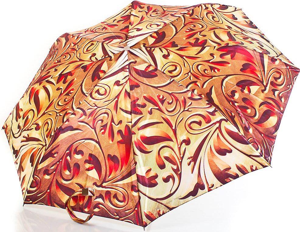 Оригинальный женский зонт полуавтомат ZEST (ЗЕСТ) Z53624-7
