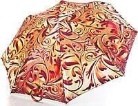 Оригинальный женский зонт полуавтомат ZEST (ЗЕСТ) Z53624-7 Антиветер!