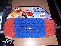 Щетка для мытья машины Fanatik 111, щетка для мойки автомобиля ШВАБРА 7 рядов, фото 1