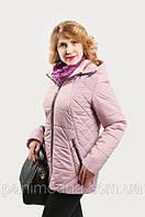 Стильная Куртка женская деми (50-58), доставка по Украине