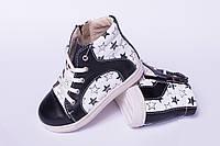 Детскиеботинки, детская кожаная обувь от производителя модель ДЖ1050