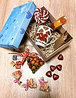Подарочный набор с чашкой и сладостями