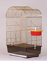 Клетка для птиц 50х31х77 см GOLD
