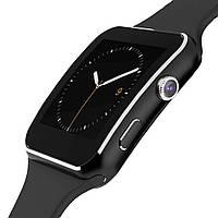 Умные часы Smart Watch Uwatch X6 (Black)