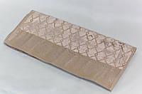 Полотенце Arya Ozdilek Sahra коричневое 50х100 см