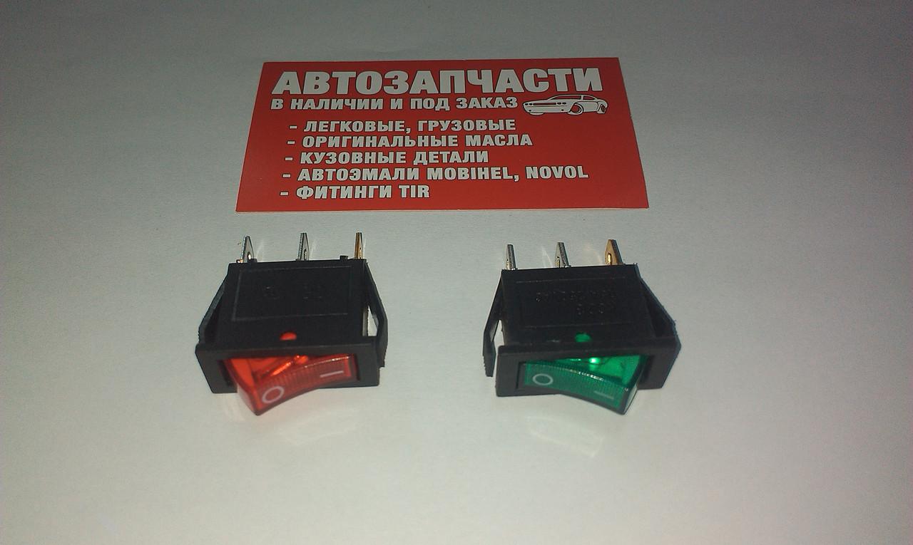 Выключатель кнопочный малый (КС-003)