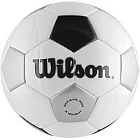 Мяч   футбольный WILSON TRADITIONAL SB INDOOR/OUTDOOR WTE8735//5/4
