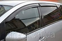 Вітровики Chevrolet AVEO седан 2003-2006, на скотчі