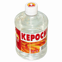 КЕРОСИН ОСВЕТИТЕЛЬНЫЙ 0,5 ЛИТРА ДЛЯ КЕРОСИНОВОЙ ЛАМПЫ