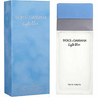 Женская туалетная вода Dolce & Gabbana Light Blue (Дольче Габбана Лайт Блю) 100 мл