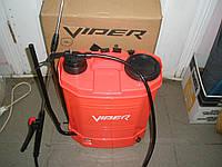 Аккумуляторные опрыскиватель VIPER-16 2в1 електр+ручной.