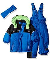 Зимовий роздільний синій комбінезон iXtreme(США) для хлопчика 18міс, 24мес, фото 1