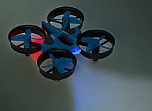 Мини квадрокоптер JJRC H36, Eachine E010, FuriBee. RC Mini Quadcopter! Міні квадрокоптер дрон оригінал JJRC, фото 3