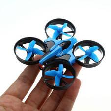 Мини квадрокоптер JJRC H36, Eachine E010, FuriBee. RC Mini Quadcopter! Міні квадрокоптер дрон оригінал JJRC, фото 2