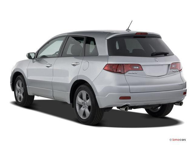 Заднее стекло (ляда) на Acura RDX (2006-2012)