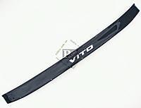 Дефлектор капота MERCEDES Vito (W638) 1996-2003 мухобойка Мерседес Вито