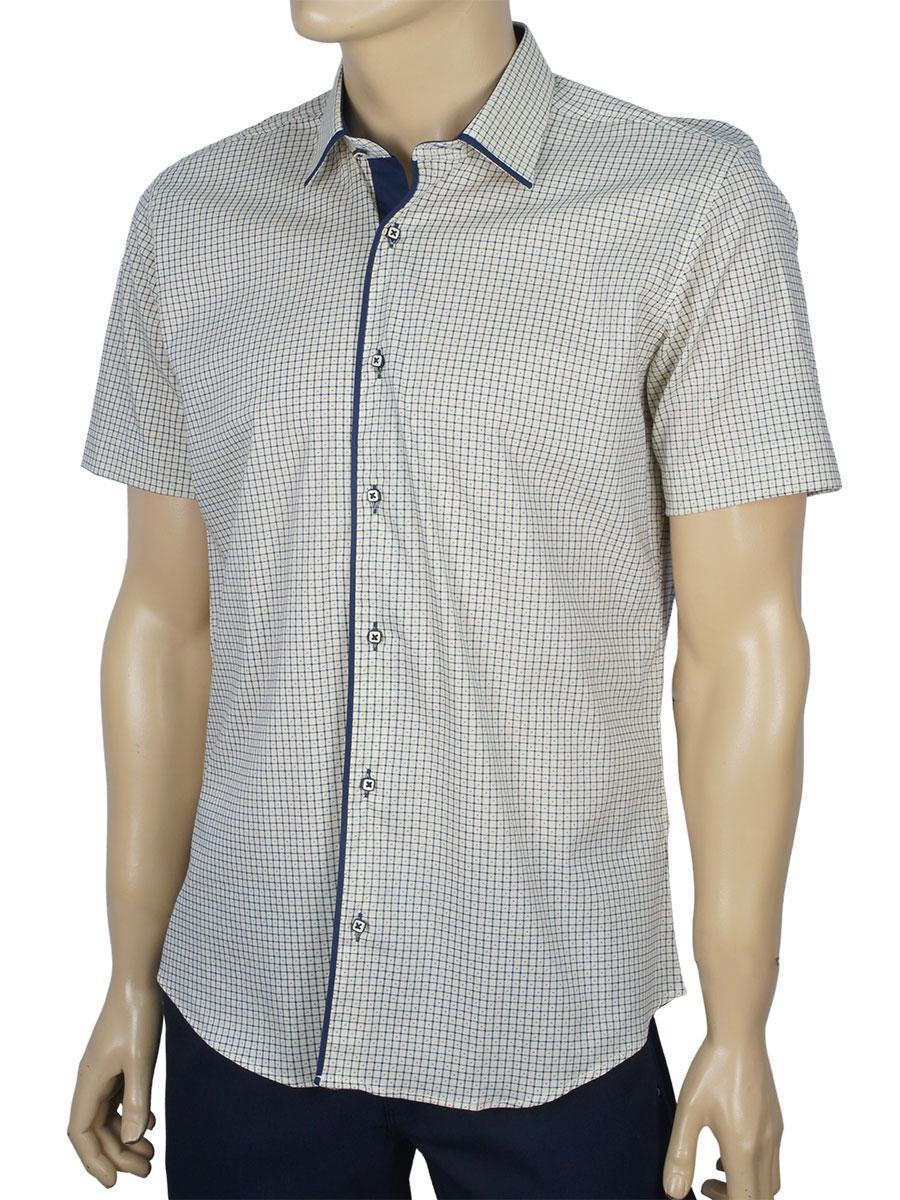 Чоловіча світла сорочка Negredo 1039 # 14 Н