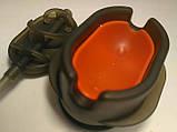 Коропова годівниця Метод Flat Arc 60 грам + пластикова пресовалка з кнопкою., фото 3