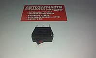 Выключатель кнопочный средний с подсветкой (КС-008)
