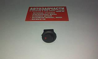 Выключатель кнопочный средний с подсветкой (КС-011)