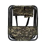 Туристический стул со спинкой Time Eco P-22, ассорт., фото 5
