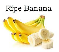 Жидкость для электронных сигарет со вкусом Спелый банан с дозатором в пластиковой ПЭТ таре ёмкостью 100мл  6мг (может перебивать вкус)