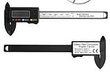 Цифровой штангенциркуль электронный 100мм, фото 3