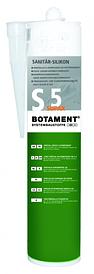 Силиконовый герметик BOTAMENT S5 SUPAX  TRANSP