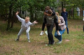 Детская Квест-игра для Ани в честь 15-летия 22.07.2017 3
