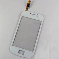 Samsung S6500 Galaxy Mini 2 сенсорний екран, тачскрін білий