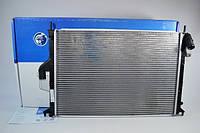 Радиатор охлаждения Логан 1.4, 1.6 с кондиционером после 2008 Лузар