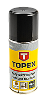 Вазелиновое масло-спрей 210 мл Topex 40D011