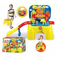 Игровой набор для мальчика Little Engineer, TENGJIA TOYS