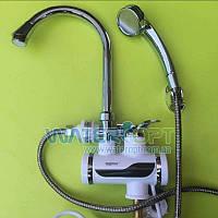 Проточный водонагреватель с душем Zerix ELW-08, фото 1