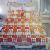 Постельное белье Беларусь Бязь (двуспальный) Шотландка 1