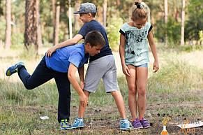 Квест для детей Агенты лета в Парке Партизанской Славы для Надя 9лет  26.08.2017