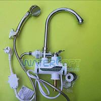 Проточный водонагреватель Zerix ELW-08P с предохранителем